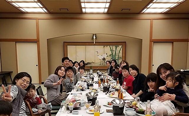 2018新年家族懇親会