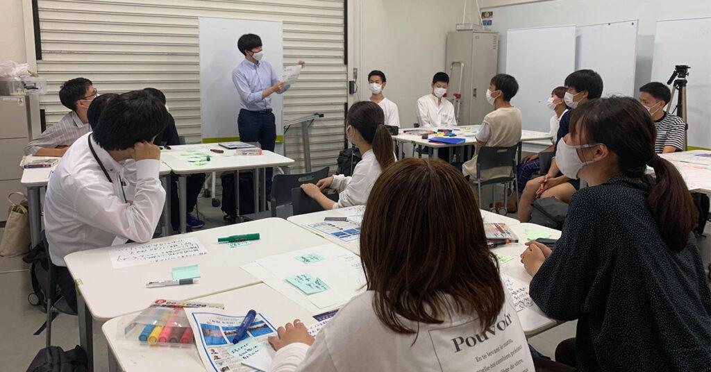 鳥取大学プレイベントのワークショップの画像